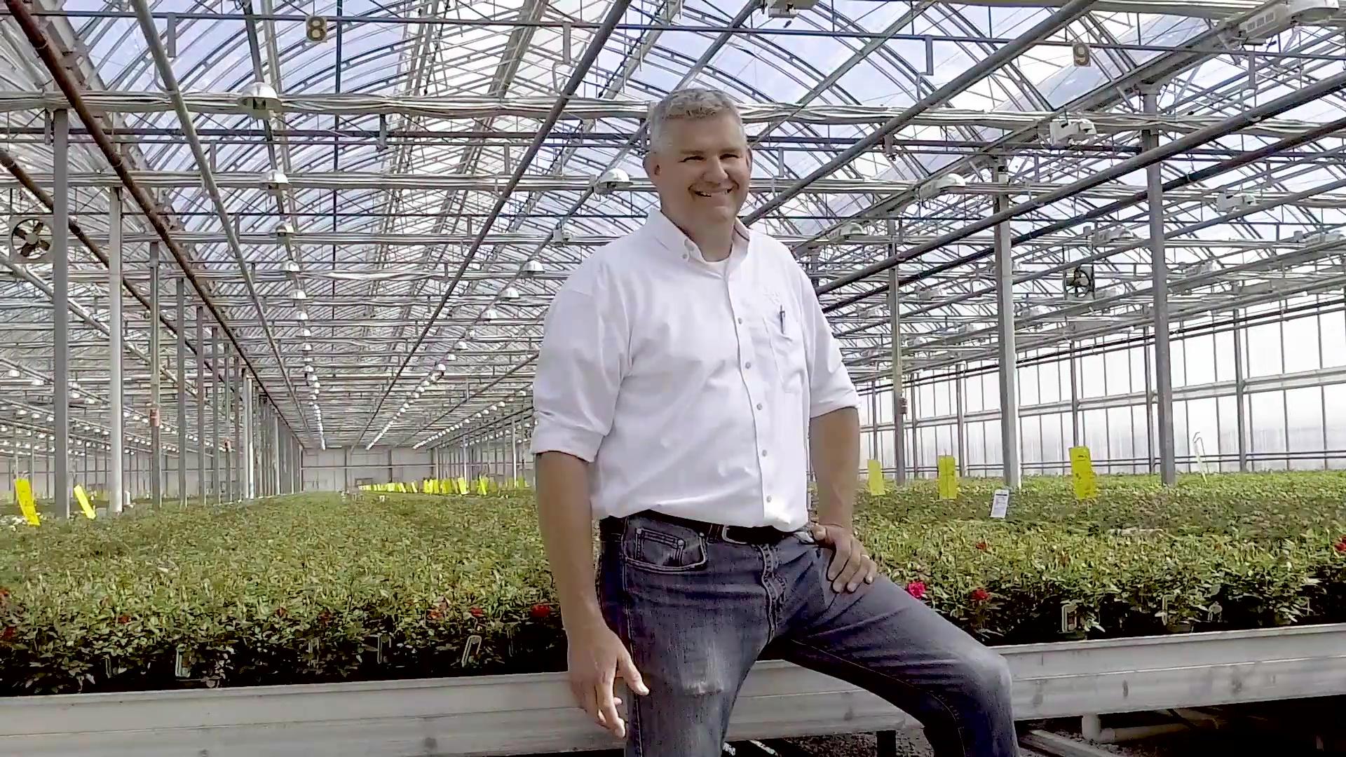Ed Vermolen – Aldershot Greenhouses Ltd